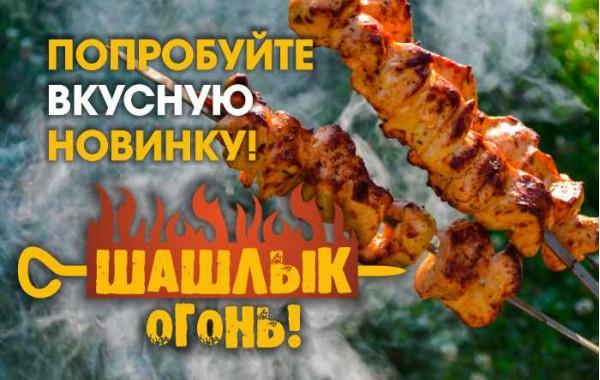 Шашлычная НОВИНКА от ООО«Витконпродукт»!